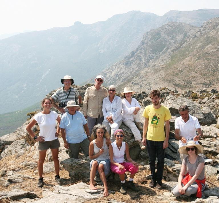 Chemin de lumière : Monte Alticcione