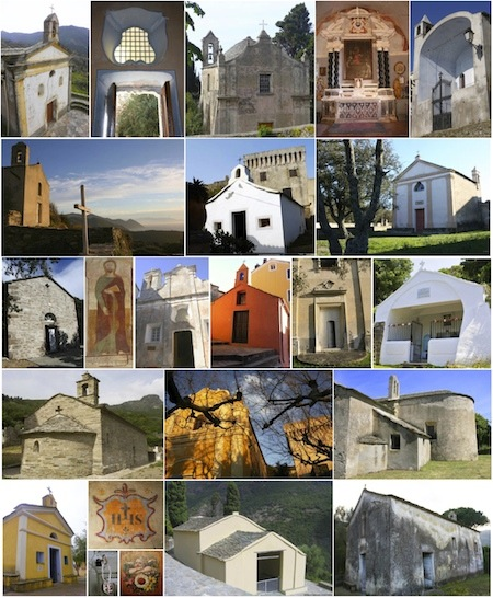 Chapelles du Cap Corse